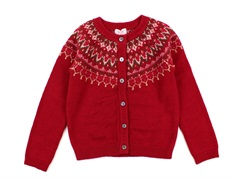 Noa Noa Miniature cardigan art red